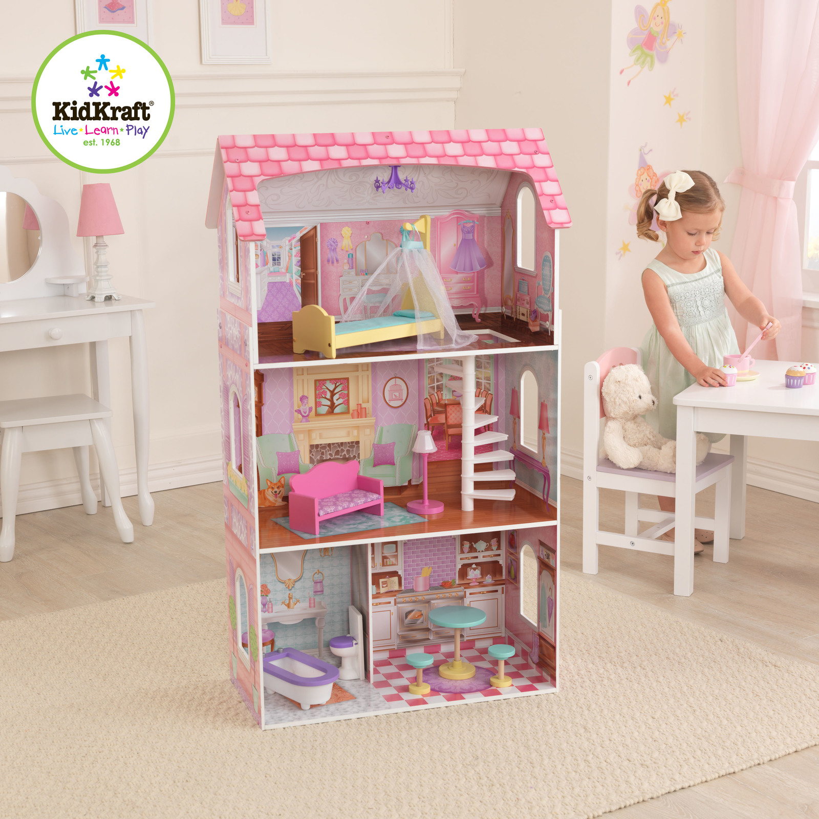 Kidkraft Penelope Dollhouse The Dolls House Boutique