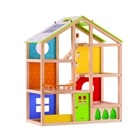 Hape All Seasons Dolls House
