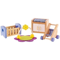 Hape Baby's Modern Bedroom