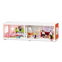 Lundby Smaland Dolls House Extension Level