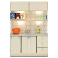 Lundby Smaland Kitchen Sink & Dishwasher