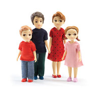 Djeco Thomas And Marion's Family Dolls