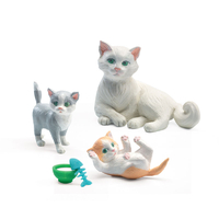 Djeco Dolls House Cat Dolls
