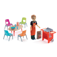 Djeco BBQ & Accessories Dolls House Furniture
