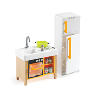 Djeco The Compact Kitchen Furniture