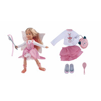 Kruselings Vera Doll Deluxe Fairy & Casual Set