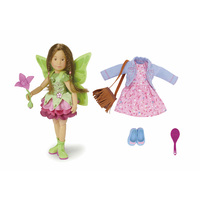Kruselings Sofia Doll Deluxe Fairy & Casual Set