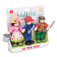Le Toy Van Budkins Farmers Triple Set