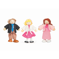 Le Toy Van Budkins Family Set