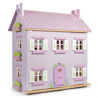Le Toy Van Lavender Dolls House