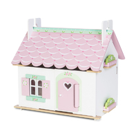 Le Toy Van Lily's Cottage (With Furniture)