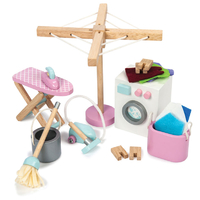 Le Toy Van Laundry Room Accessory Set