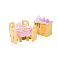 Le Toy Van Sugar Plum Dining Room Furniture