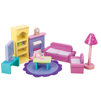 Le Toy Van Sugar Plum Sitting Room Furniture