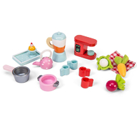 Le Toy Van Daisy Lane Tea-Time Kitchen Accessory Set