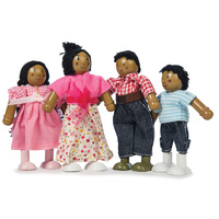 Le Toy Van Happy Doll Family