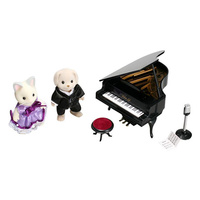 Sylvanian Families Ballroom Grand Piano Set