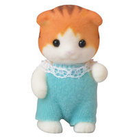 Sylvanian Families Maple Cat Baby