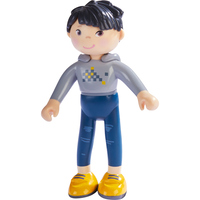 HABA Little Friends Bendy Doll Liam