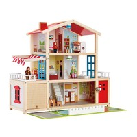 Hape Doll Family Mansion Dolls House