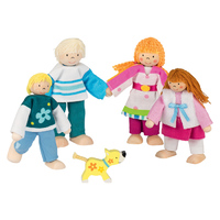 GOKI Flexible Doll Family - Susibelle