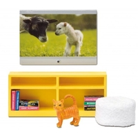 Lundby Smaland TV Set