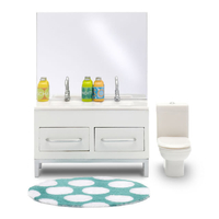 Lundby Stockholm Bathroom Set