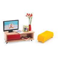Djeco The Television Room Furniture