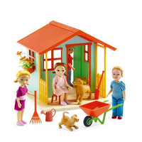 Djeco Garden Play House