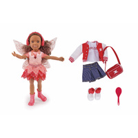 Kruselings Joy Doll Deluxe Fairy & Casual Set