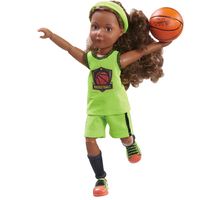 Kruselings Joy Doll - Basketball Player
