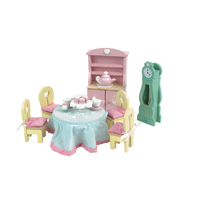 Le Toy Van Daisy Lane Dining Room Furniture