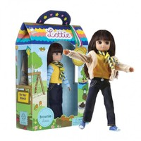 Lottie Brownie / Girl Guides Lottie Doll