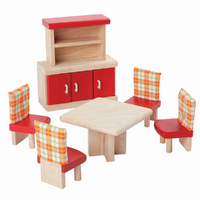 PlanToys Dining Room Neo Dolls House Furniture