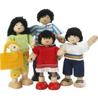 Voila Asian Family Set