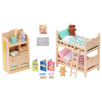 Sylvanian Families Childrens Bedroom Furniture Set