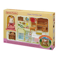Sylvanian Families Classic Starter Furniture Set