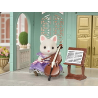 Sylvanian Families Cello Concert Set