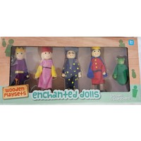 Fun Factory Enchanted Fairytale Dolls - 5 Characters