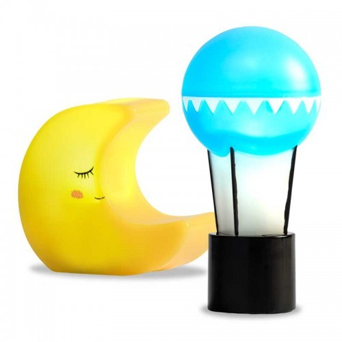 Lundby Moon and Balloon Lamp Set