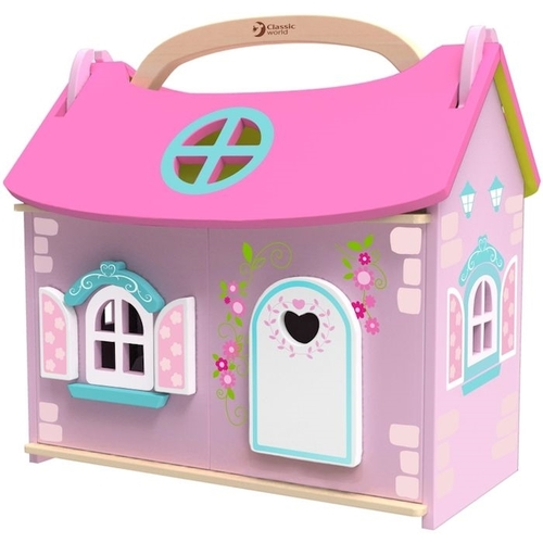 Classic World Princess Dream Dolls House with furniture