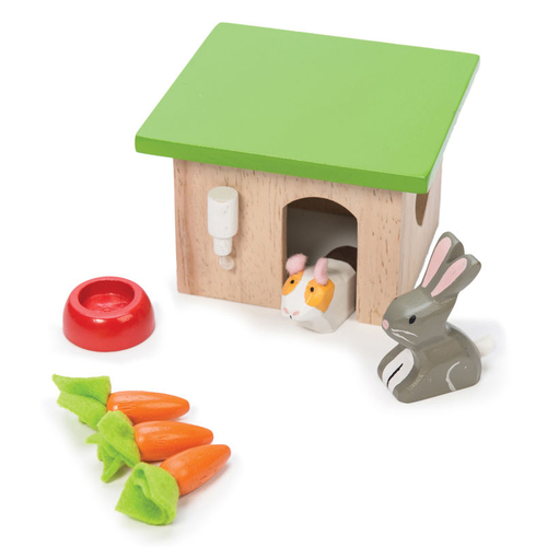 Le Toy Van Daisy Lane Bunny With Guinea Pig Set