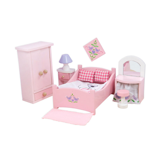 Le Toy Van Sugar Plum Bedroom Furniture