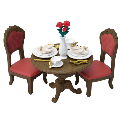 Sylvanian Families Chic Dining Table Set