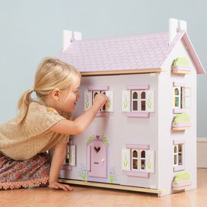 Our Blog The Importance of Pretend Play and the role Dolls Houses